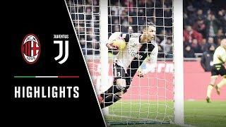 HIGHLIGHTS: Milan vs Juventus - 1-1 - First leg, ✅
