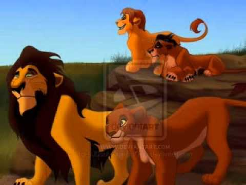 Mufasa and Taka's story part 1/4 - YouTube