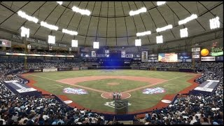 OPENING DAY 2017: TROPICANA FIELD, TAMPA BAY RAYS VS NEW YORK YANKEES (MLB the Show 17)