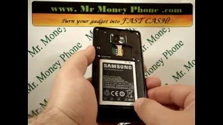 HARD RESET Samsung Galaxy S2 II Wipe Data Master Reset