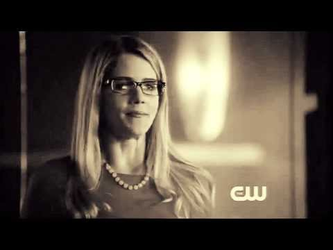 Oliver & Felicity | Arrow | Unconditionally [2x06] HD
