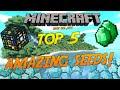Minecraft Xbox One/PS4: Top 5 Amazing Seeds!