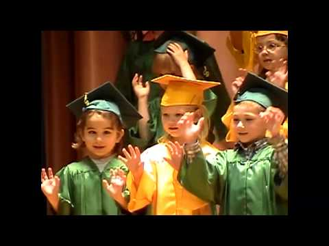 NAC Kindergarten Graduation 6-19-09