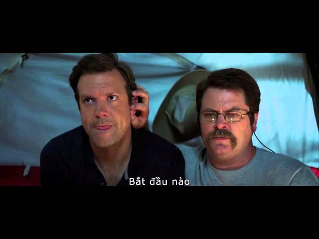 Gia Đình Bá Đạo - We Are The Millers - Trailer Vietsub