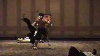 Tony Jaa Fight Demonstration