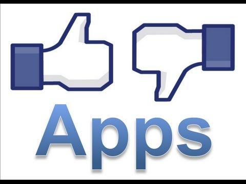 Facebook oyun isteklerini engelleme uygulama paylaşımlarını