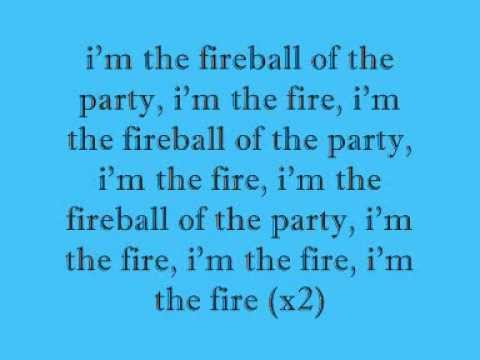 Willow Smith - Fireball feat. Nicki Minaj [OFFICIAL LYRICS]