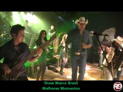 Show com Marco Brasil- XV Rodeio de Itaberá 2011