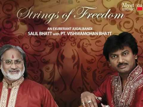 Indian Classical Instrumental Music| Raga Ahir Bhairav (On Mohan Veena) by Pt. Vishwamohan Bhatt