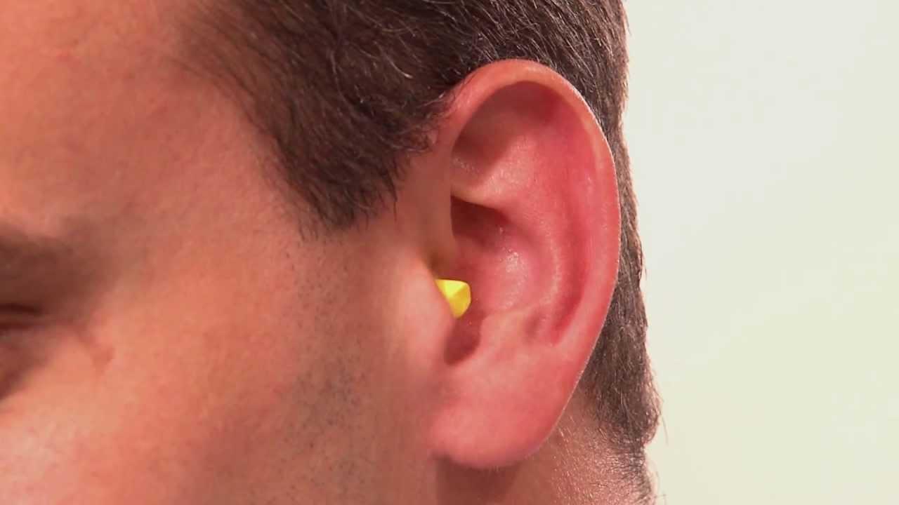 20x silicone Ear plugs anti bruit ronfler bouchons d/'oreilles à l/'aise