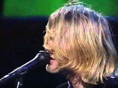 Nirvana   Come as you are Live and Loud MTV 1993 Full