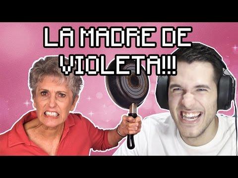 LA MADRE DE VIOLETA | MINECRAFT