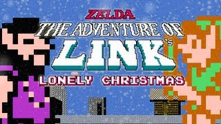 Zelda the Adventure of Link's Lonely Christmas - THE MUSICAL - GuizDP