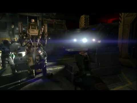 ALIENS: COLONIAL MARINES E3 2011 Walkthrough Demo