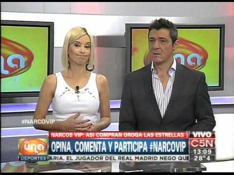 C5N - POLICIALES: NUEVAS ESCUCHAS EN LA CAUSA DE LOS NARCO VIP
