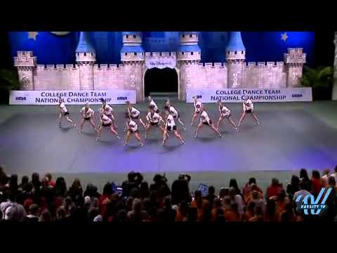 UDA College Nationals 2011:University of Cincinnati Division IA Hip Hop 2nd place