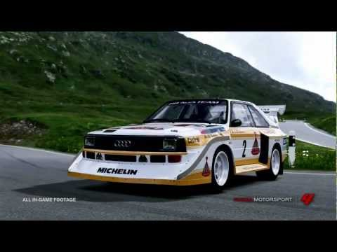 Forza Motorsport 4 - February ALMS Pack Trailer