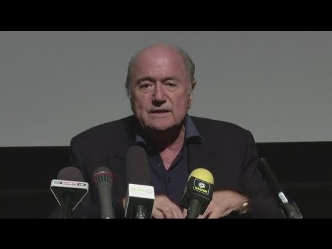 '2018 World Cup boycott not the answer', says Blatter