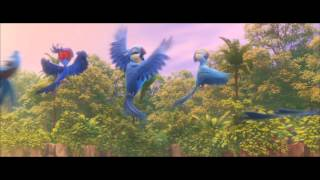 Rio 2 Beautiful Creatures Official HD Clip 2014