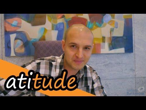 Atitude - #DicasRafaelBaltresca