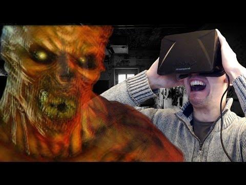 Deep Down Dark | HUGE JUMPSCARE | Oculus Rift Horror Game