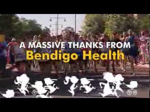 Bendigo Bank Fun Run thank you