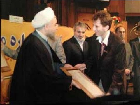 Iranian TV revealed : Billionaire Babak Zanjani was jailed in Qasr prison for two years in 1998