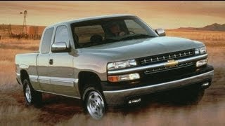 1999 Chevrolet Silverado 1500 LS Extended Cab Start Up and Review 4.3 L V6 videos