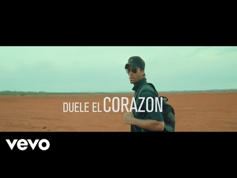 Enrique Iglesias – DUELE EL CORAZON ft. Wisin