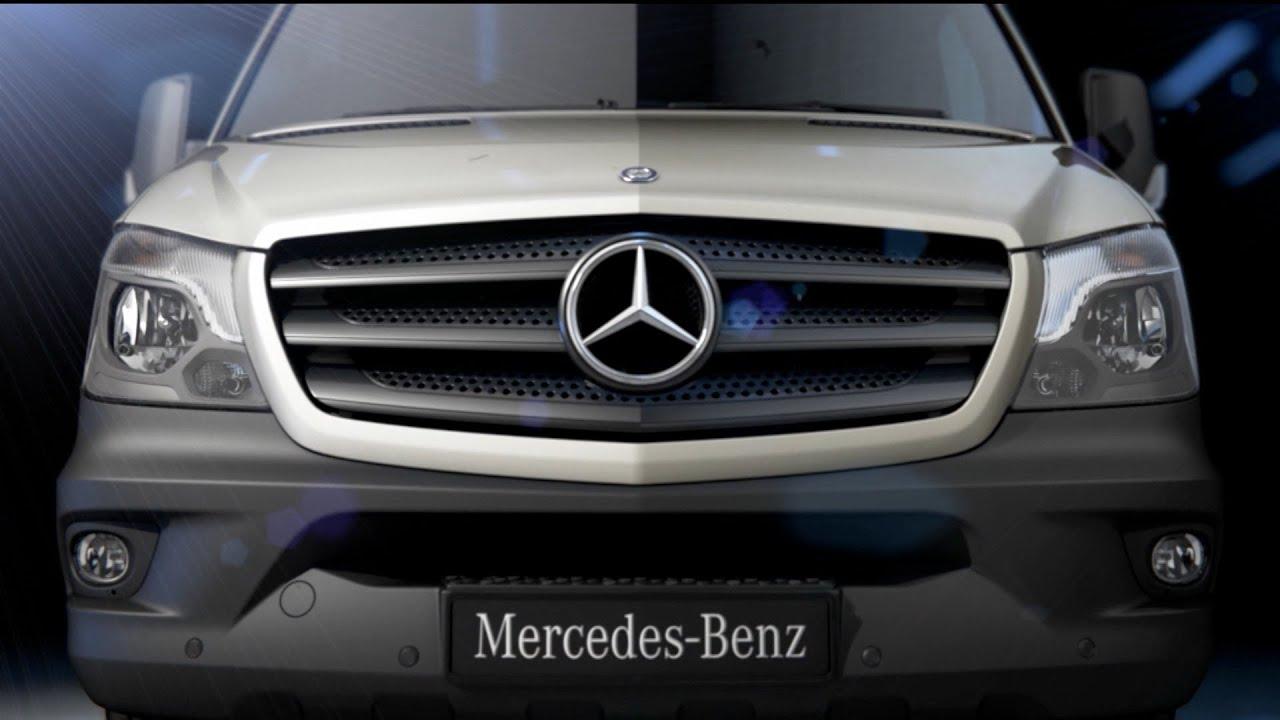 2014 Mercedes Sprinter
