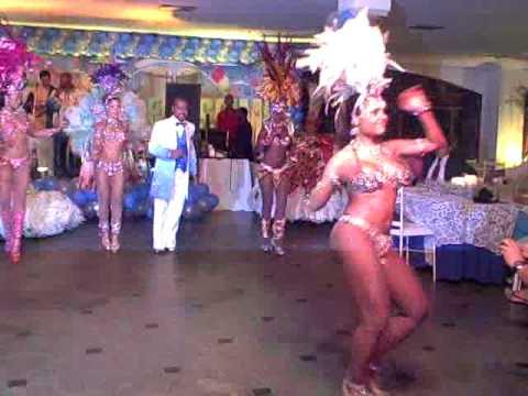 Show Brasileiríssimo - Mulatas e Passistas