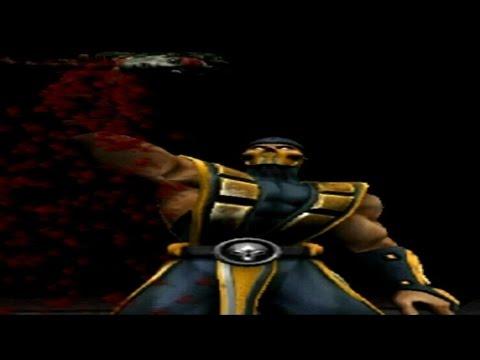 Mortal Kombat Animations