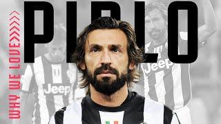 10 Reasons Why We Love Andrea Pirlo | Bianconeri Legends | Juventus