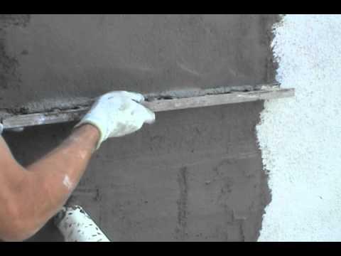 How to repair stucco youtube - How to repair exterior stucco cracks ...