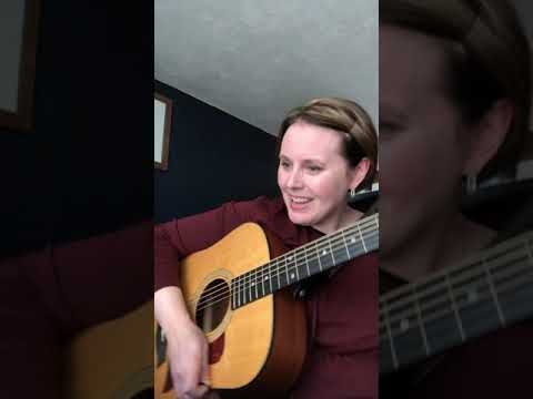 """Mrs. LaClair sings """"Keep on the Sunny Side""""  3-28-20"""