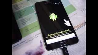 Tutorial: Como Atualizar O Android 4.0.4 Oficial No