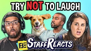 Try to Watch This Without Laughing or Grinning #12 (ft. FBE STAFF)
