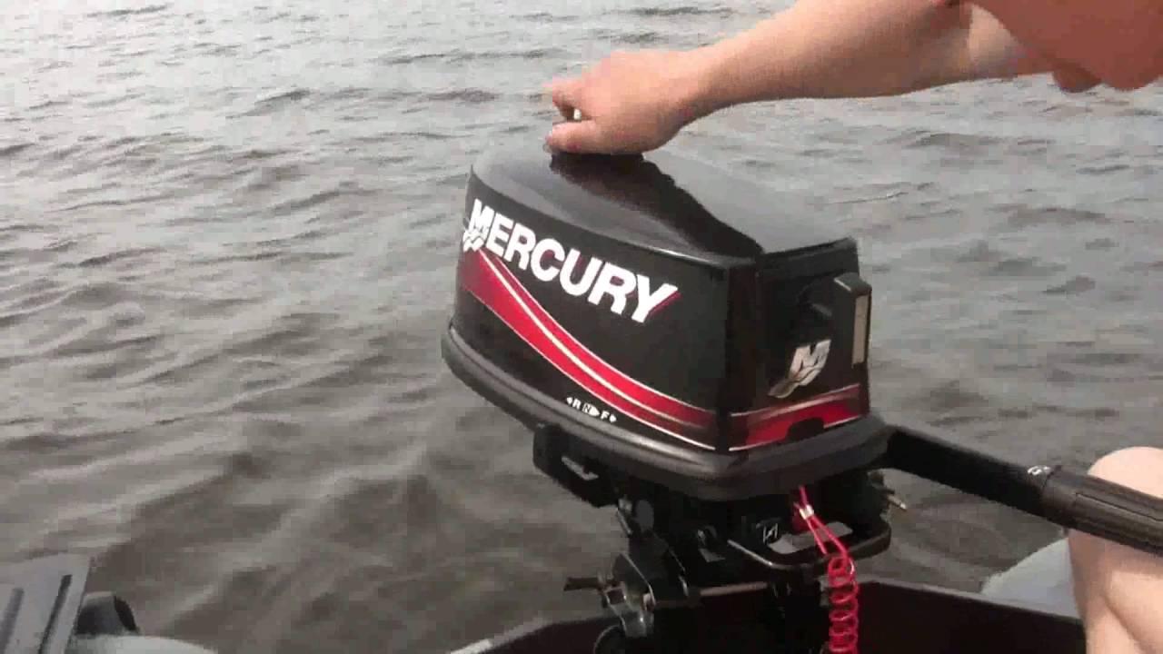 как подобрать лодочный мотор к вашей лодке