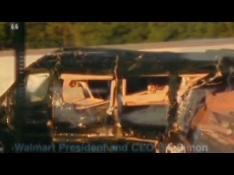 Driver: Tracy Morgan was screaming in crash