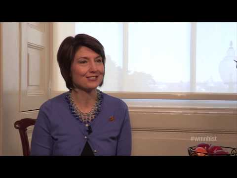 Women's History Month - Rep. Cathy McMorris Rodgers (R-WA)