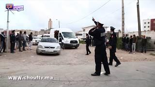 بالفيديو..تعزيزات أمنية مكثفة بعد مباراة الرجاء و الجديدة | بــووز