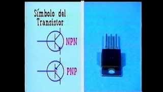 Electrónica: los transistores. Parte 1/2