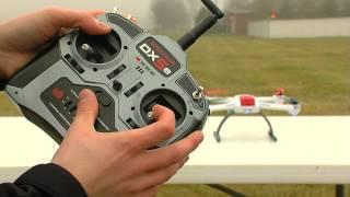 350 QX Accelerometer Calibration