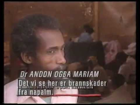 The Battle of Massawa 1990 on Norwegian television. By Tesfamicael Yohannes