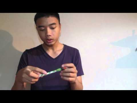 Pen Spinning Tutorial (Another Useless Skills)