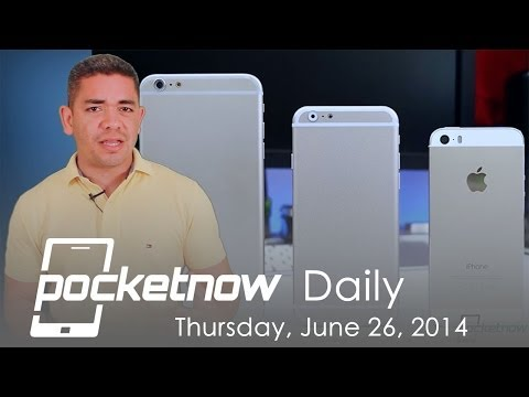 iPhone 6 storage options, Galaxy Note 4 camera, Google Nexus 8 & more - Pocketnow Daily