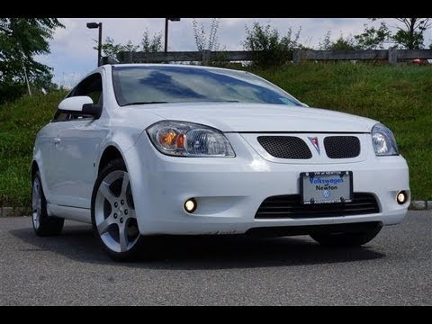 2008 Pontiac G5 Gt Coupe Youtube
