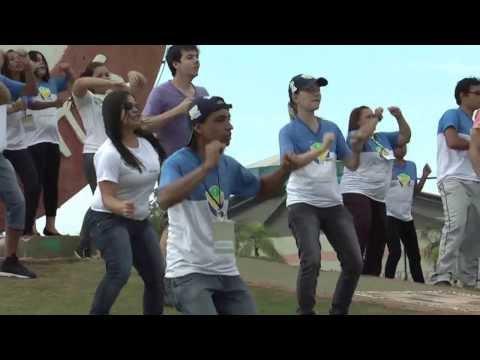 Flash Mob - Semana Missionário JMJ 2013