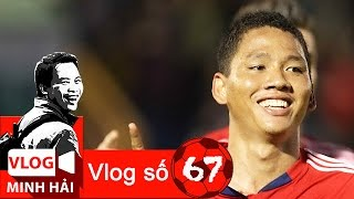 Vlog Minh Hải | Kỷ lục của cầu thủ giàu hơn cả Công Vinh