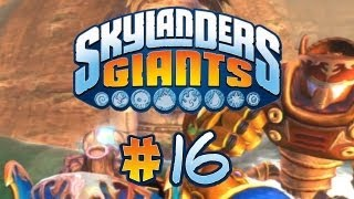 Let's Play Skylanders: Giants #16 - Ein geschwätziges Gespenst [blind!] [FULL-HD]